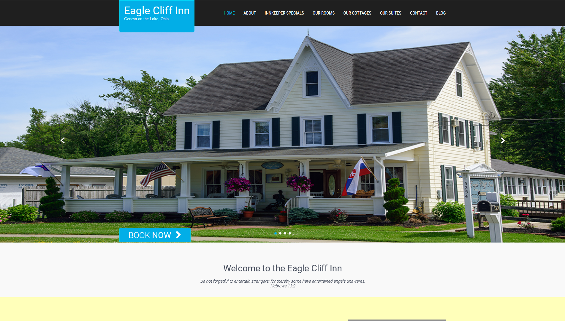 Eagle Cliff Inn Bed and Breakfast